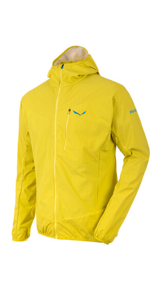 Salewa Pedroc Hybrid 2 DST/PTX Jacket Men kamille yellow